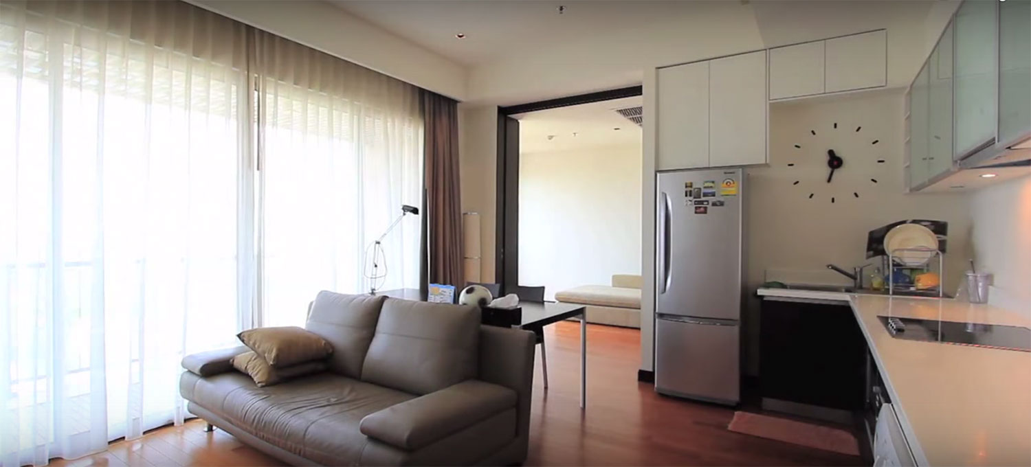 The Lofts Yennakart Bangkok 1br condo for sale 2