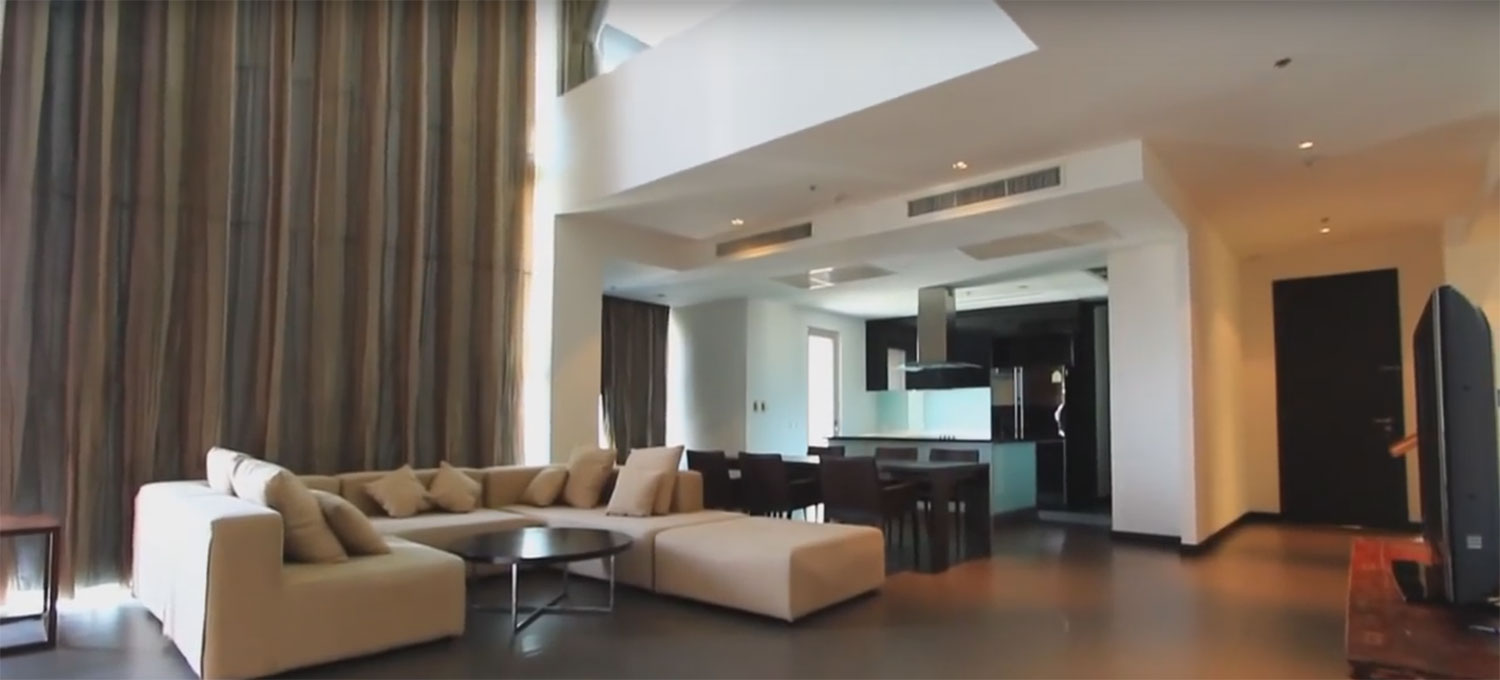 The Lofts Yennakart Bangkok 2br condo for sale 4
